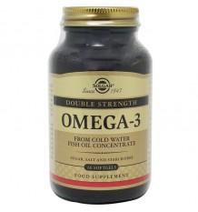 Solgar Oméga-3 De Haute Concetracion 60 Capsules