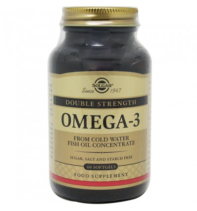 Solgar Omega 3 Alta Concetracion 60 Capsulas