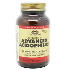 Solgar Acidofilus Avanzado No lacteo 100 capsulas