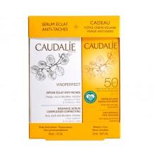 Caudalie Sérum Vinoperfect 30 ml Solar Spf50 25 ml presente