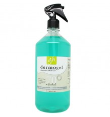 Gh Gel Hidroalcoholico Dermogel 70% Alcohol 1000 ml