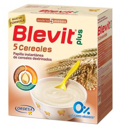Blevit 5 Cereals 600 g