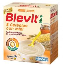 Blevit 8 Cereais e Mel 600 g