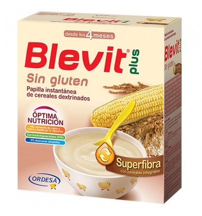 Blevit Superfibra Gluten-free 600 g