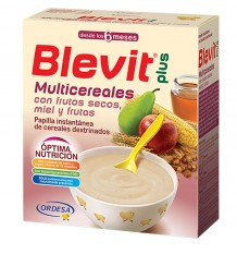 Blevit Multigrain Honey Cereal 600 g
