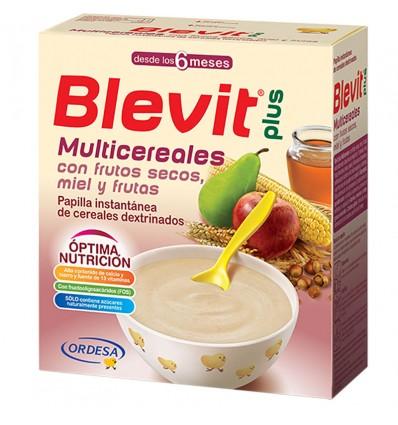 Blevit Multicereales Mel, Cereais 600 g