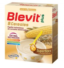Blevit 8 Cereales Superfibra 600 g