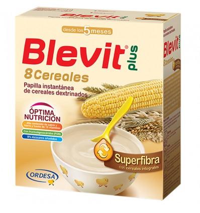 Blevit 8 Céréales Superfibra 600 g
