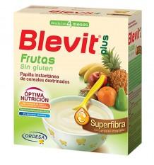 Blevit Superfibra Frutas Sem glúten 600 g