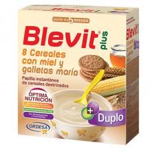 Blevit 8 Cereais e Mel, Biscoito 600 g