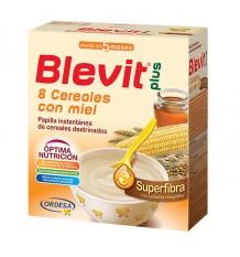 Blevit Superfibra 8 Céréales avec Miel 600g