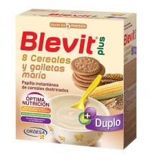 Blevit 8 Cereais, Biscoito Maria de 600 g