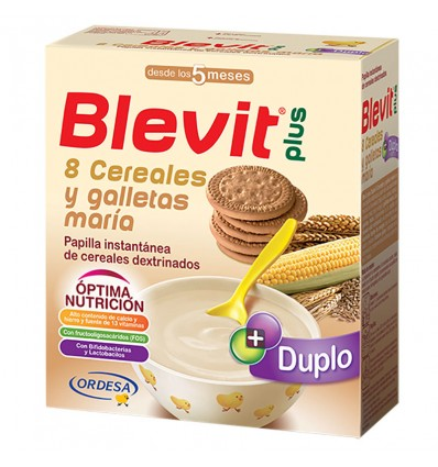 Blevit 8 Cereales Galleta Maria 600 g