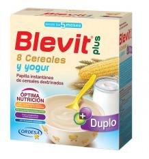 Blevit 8 Cereais, Iogurte 600g