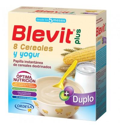 Blevit 8 Müsli Joghurt 600g