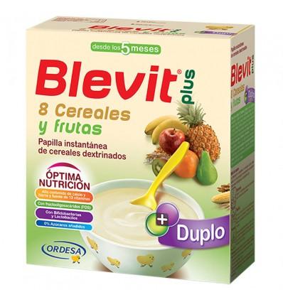 Blevit 8 Cereales Frutas 600 g