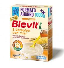 Blevit 8 Céréales Miel 1000 g Format d'Enregistrement