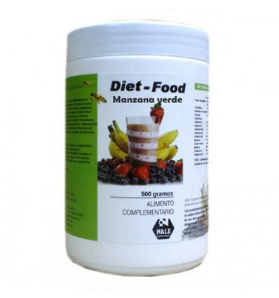 Diet Food Manzana Verde Nale 500 g