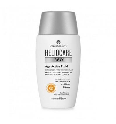 Heliocare 360 Age Active Fluid SPF50 50ml