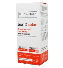 Bio10 Solar Spf50 Uva Plus Piel Mixta Grasa 50 ml