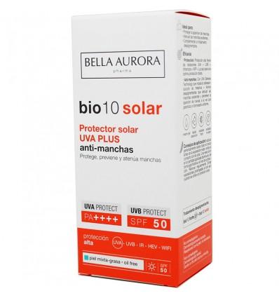 Bio10 Solar Spf50 Uva Plus Piel Mixta Grasa 50 ml