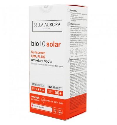 Bio10 Solar Spf50 Uva Plus Piel Normal Seca 50 ml