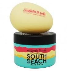 Nuggela Sule South Beach Mascarilla 250ml Regalo Tangle Tamer Brush