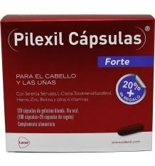 Pilexil Forte 100 Cápsulas Presente 20 cápsulas