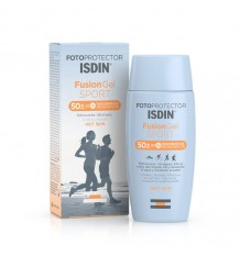 Fotoprotector Isdin 50 Fusion Gel Sport 100 ml