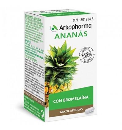 Arkocapsulas Ananas 48 Kapseln