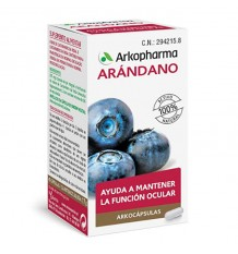 Arkocapsulas Cranberry 45 arkocaps