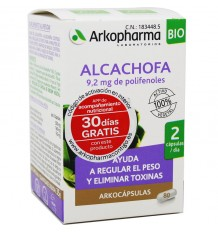 Arkocapsulas Alcachofa 80 capsulas Bio