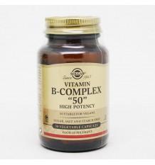 Solgar B Complex 50 50 Capsulas