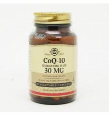 Solgar Maxi Coenzyme Q10 30 mg 60 Capsules