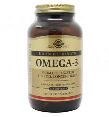 Solgar Omega 3 Alta Concentração De 120 Cápsulas