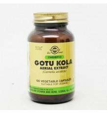 Solgar Gotu Kola 100 Capsules