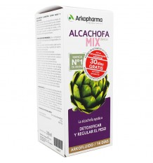 Arkofluido Alcachofa Mix Detox 280ml 14 Dias