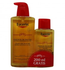 Eucerin Ph5 Oleogel 400 ml + Olegel 200 ml