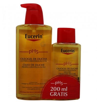 Eucerin Ph5 Oleogel 400 ml + Olegel 200 ml