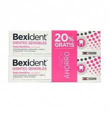 Bexident Sensitive Teeth Toothpaste 75ml + 75ml Duplo