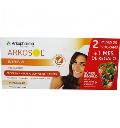Arkosol Intensive Skin Radiant 90 Capsules