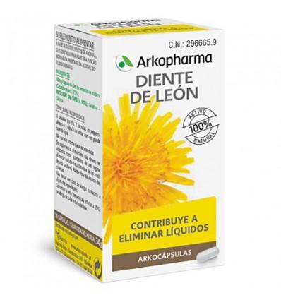 Arkocapsulas Dente-de-Leon 42 cápsulas