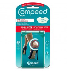Compeed Tacones Altos Ampollas 5 Unidades