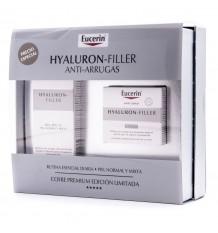 Eucerin Hyaluron Filler Crema Dia 50ml+Crema Noche 50ml
