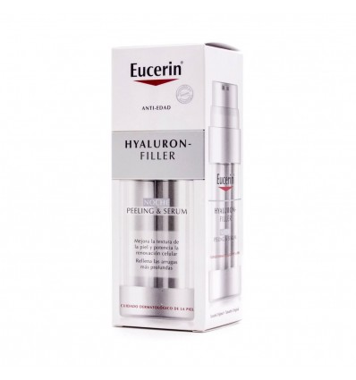 Eucerin Hyaluron Filler Peeling Serum Night 30 ml