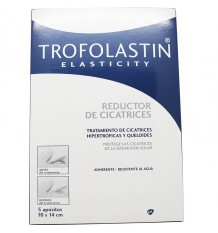 Trofolastin Reducer Narben 10x14 5 Patches