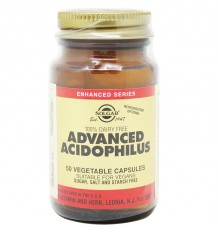 Solgar Acidophilus Nicht lacteo 50 Kapseln