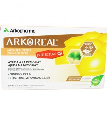 Arkoreal Royal Jelly Intelectum 20 Blasen