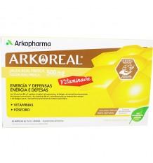Arkoreal 500 mg Vitaminada 20 Ampolas