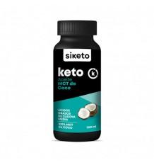 Siketo MCT de l'Huile de noix de Coco 300ml